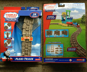 Thomas & Friends TrackMaster Flexi-Track Pack
