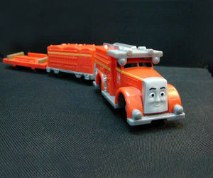 Trackmaster Flynn Sodor Search and Rescue team