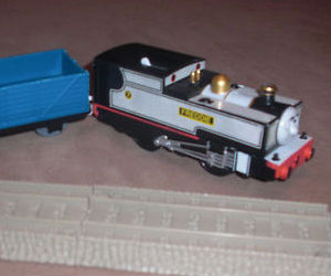 Trackmaster Freddie battery operated train