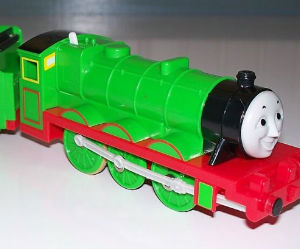 Trackmaster Henry battery operated train