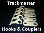 Replace your broken trackmaster hooks or couplers