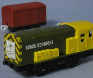 Trackmaster Iron Bert battery operated train