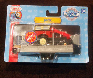 Trackmaster Jack battery operated vehicle
