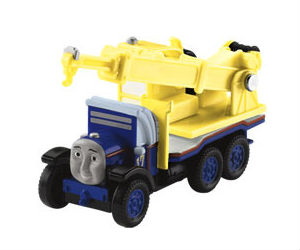 Trackmaster Kelly