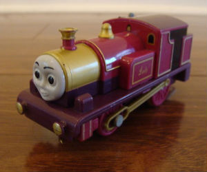 Trackmaster Lady battery operated train