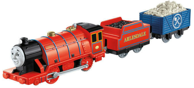 Trackmaster Mike Revolution Railway