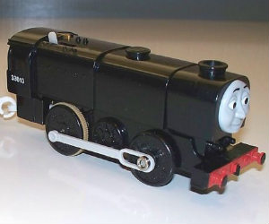 Trackmaster Neville battery operated train