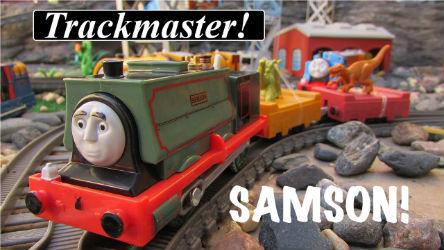 Trackmaster Samson engine