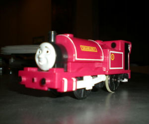 Trackmaster Skarloey battery operated train