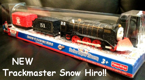 2012 Hiro Snow Clearing motorized train