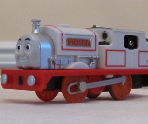 Trackmaster Stanley battery operated train