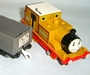 Trackmaster Stepney battery operated train
