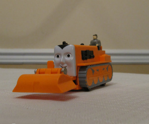 Trackmaster Terence with Trevor