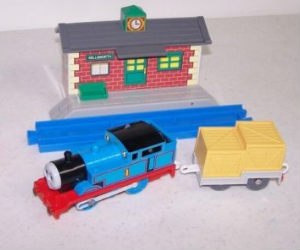 Trackmaster Thomas battery operated train
