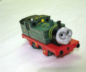 Trackmaster Whiff battery operated train