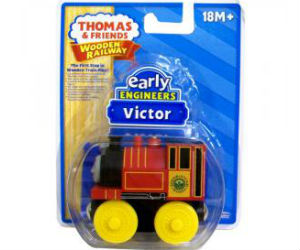 Thomas Wooden Railway - Early Engineers Victor engine