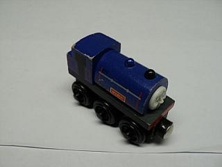 Thomas Wooden Railway - Wilbert is Engine